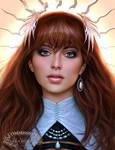 Commission: Lana Solaris