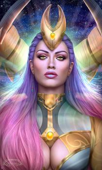 Commission: Lana Solaris 4