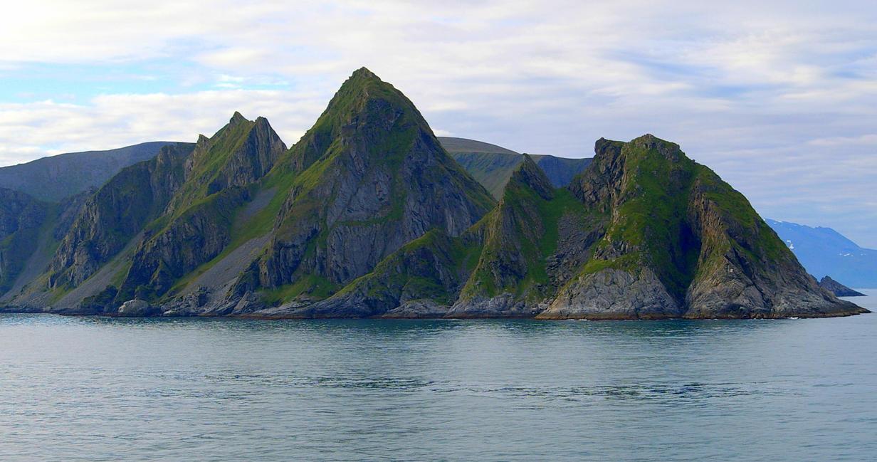 Northern Norway by Mittelfranke