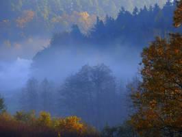 november mist by Mittelfranke