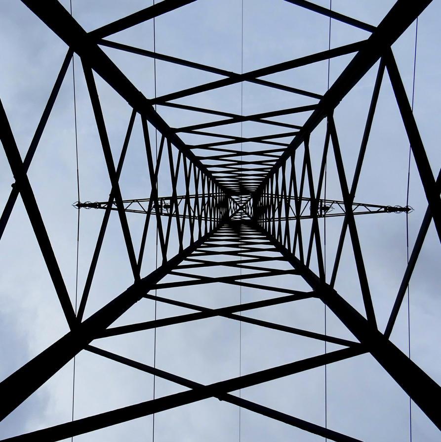 power pole by Mittelfranke