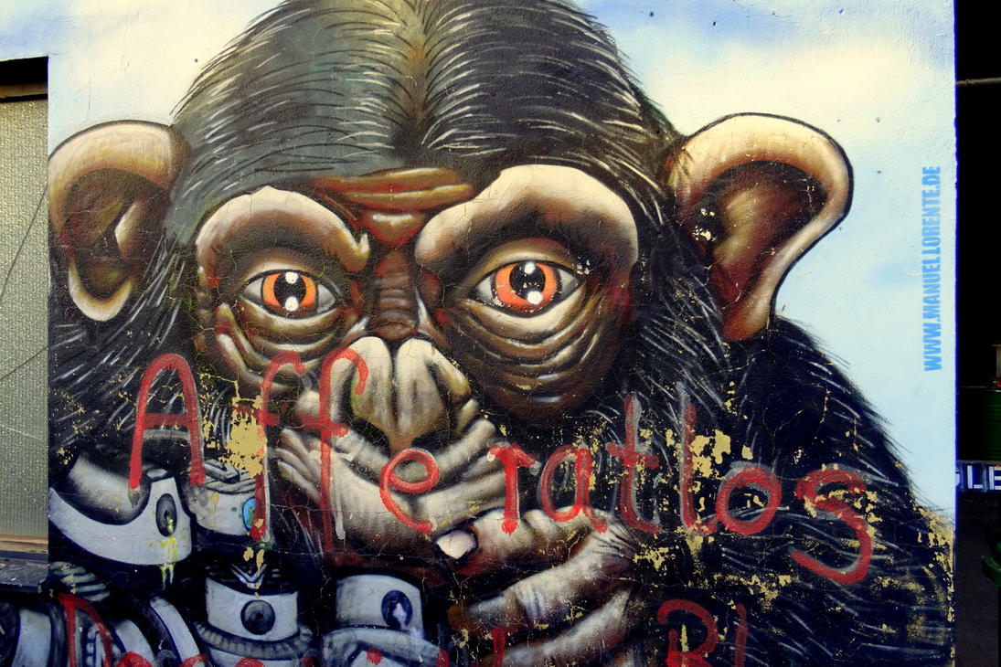 ape by Mittelfranke