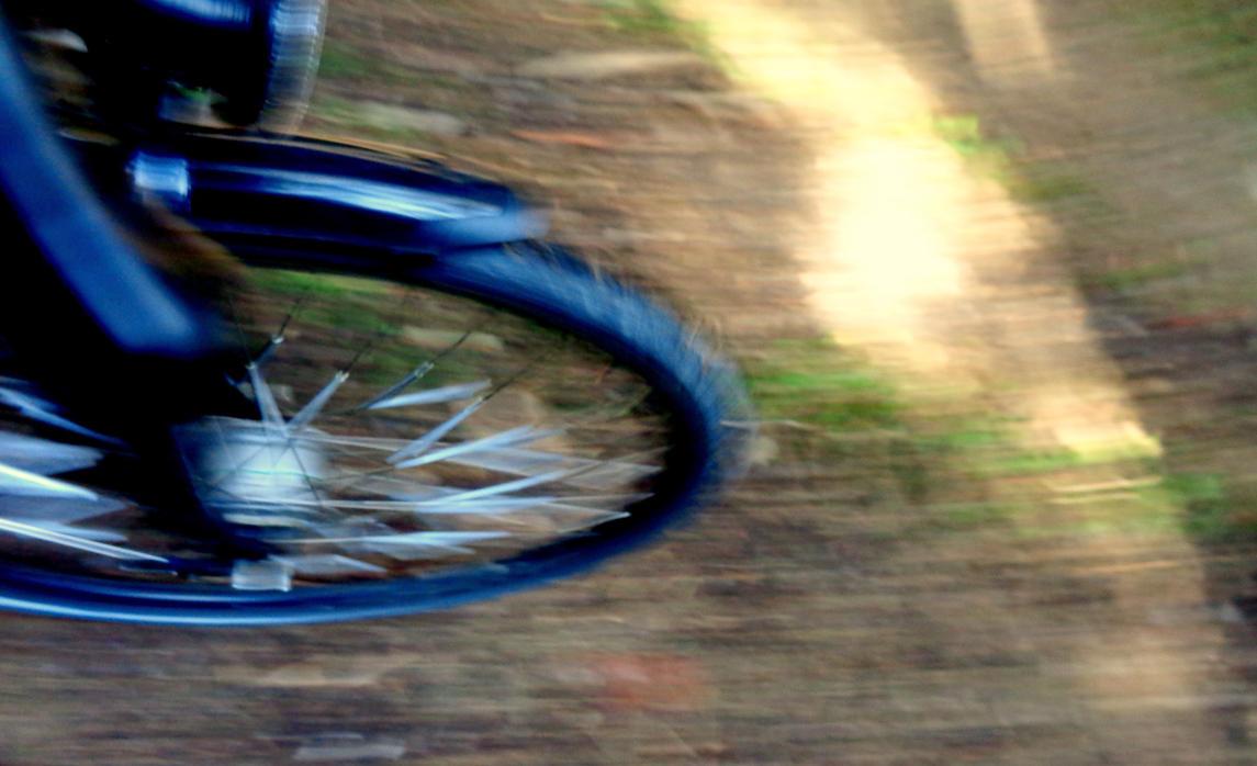 biking by Mittelfranke