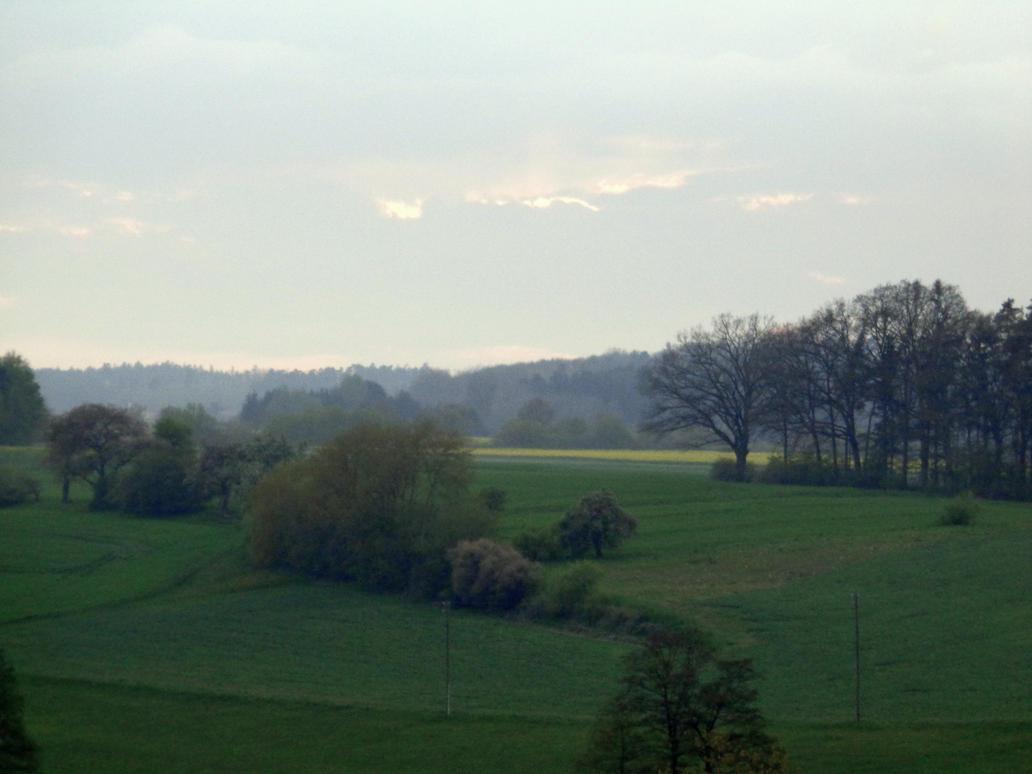 evening by Mittelfranke