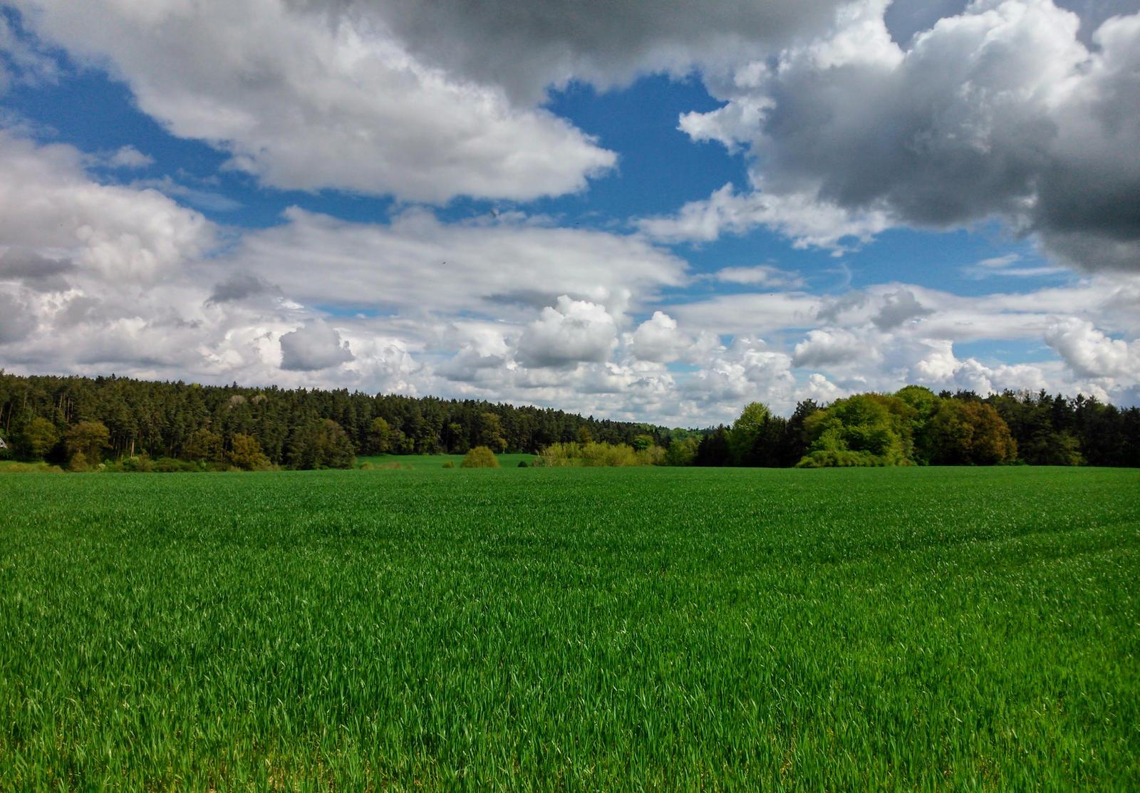 clouds by Mittelfranke