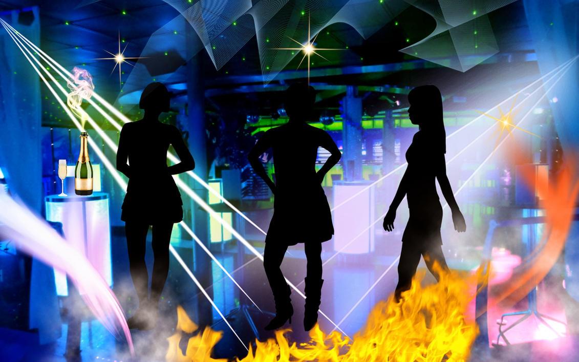 dancefloor by Mittelfranke