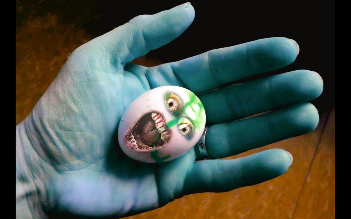the eggident by Mittelfranke