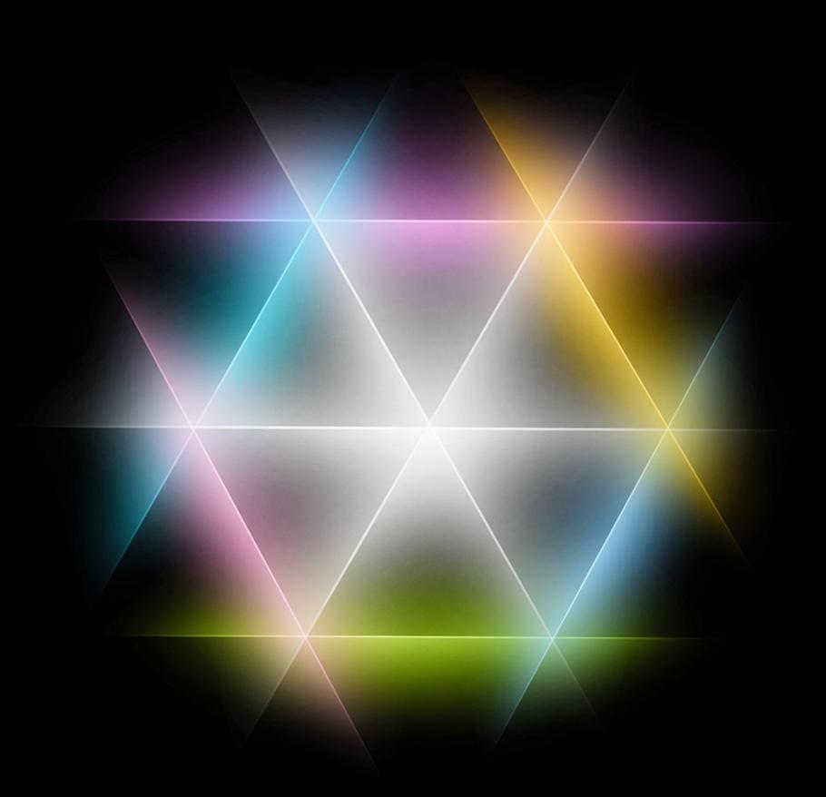 hexagon by Mittelfranke