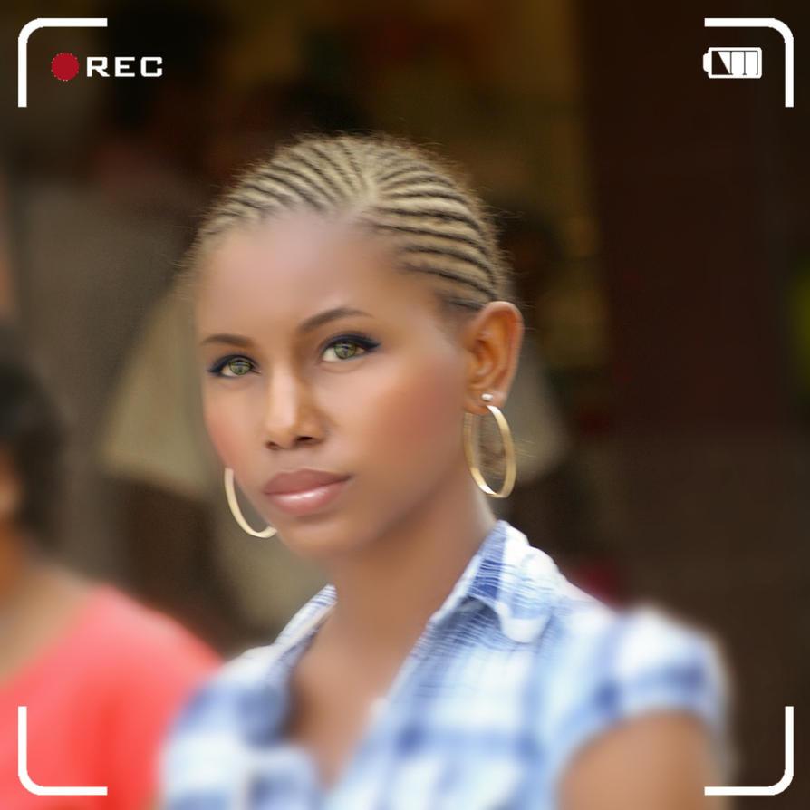 african beauty by Mittelfranke