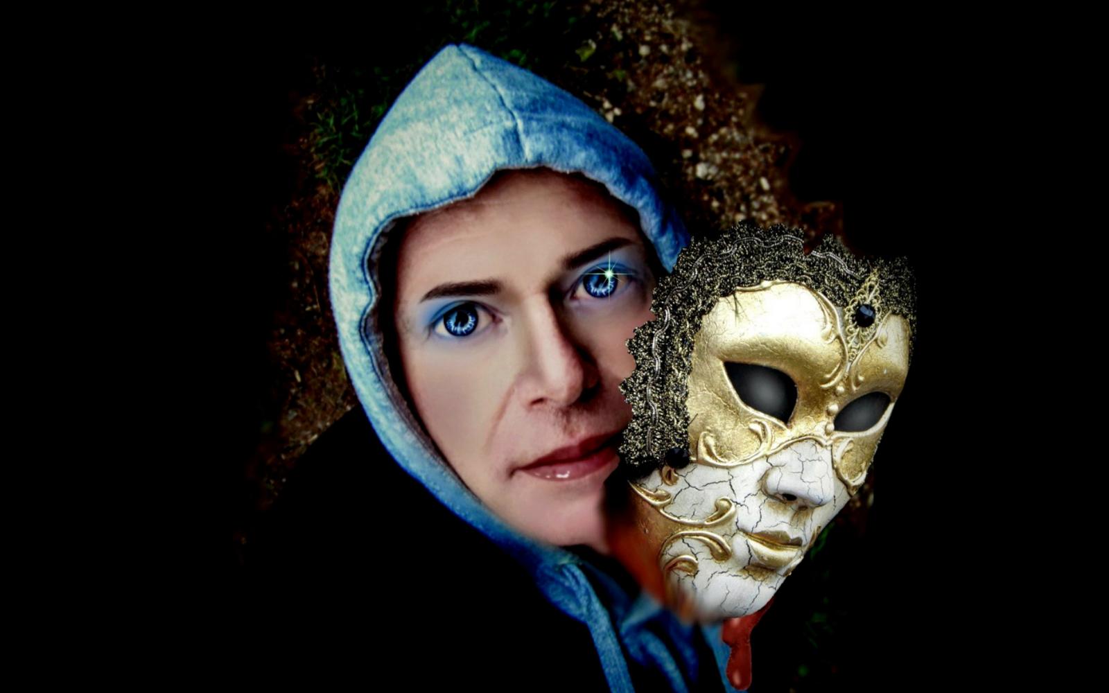 behind my mask by Mittelfranke