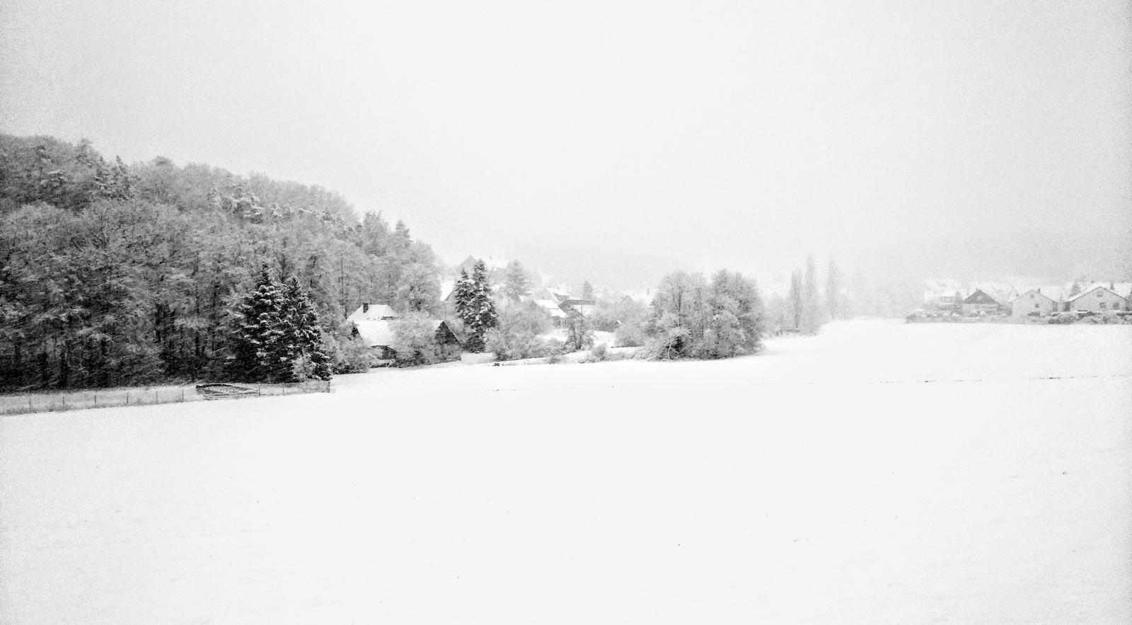 winter again by Mittelfranke