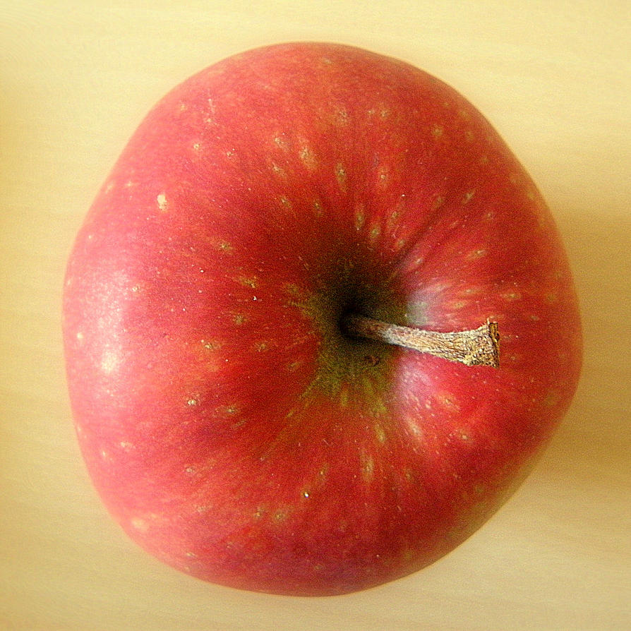 apple by Mittelfranke