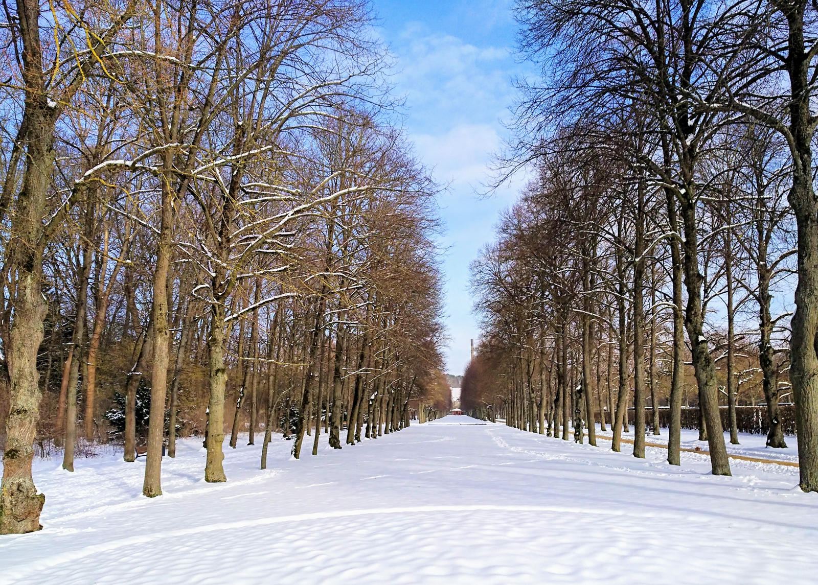 Hofgarten Ansbach by Mittelfranke