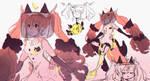 doodle adoptable (open) by kunasai