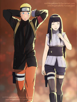 NaruHina Month Day 2 Mission Together