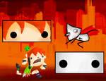 WIFL: Minik vs Shane-Us McKin by Pyro-Rachel