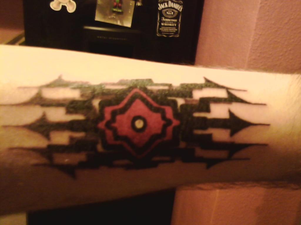 L 39 cie tattoo by jakroberts on deviantart for L cie tattoo
