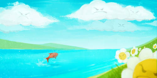 Happy world by anterZorG