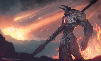 Demon by anterZorG