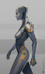 Robot by anterZorG