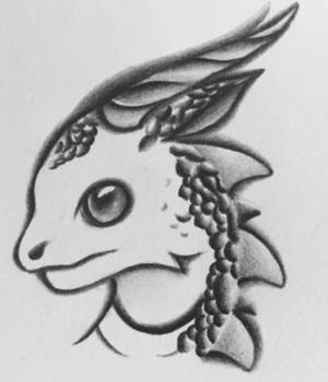 Dragonet by Abyssal-Dragoness