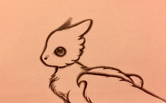 Llama Dragon: 'Thank You for the Llama!' Gift