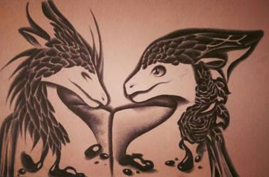 Metamorphosis by Abyssal-Dragoness