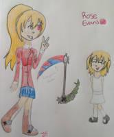 Rose Evans by musiclovereevee