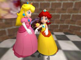 Hypnotized Princess by VG-MC