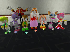 7 Slaves For The 7 Emeralds by VG-MC
