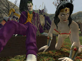 The Joker's Super Dogs by VG-MC