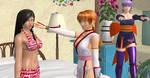 Kokoro Joins The Sisters