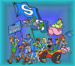 Laff-A-Lympics Scooby Doobies