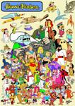 Hanna Barbera Tribute