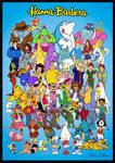 Tribute Hanna Barbera 70s+ 80s