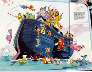 Hanna Barbera: Yogi's Ark