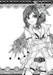 My Beautiful Lady by Kuru-mo