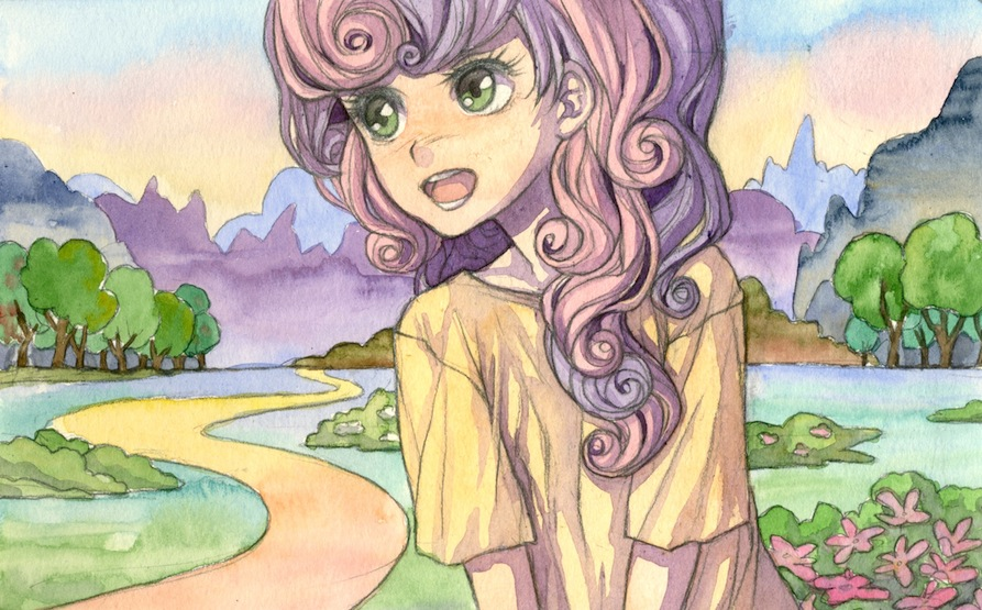 Sweetie Belle by Kuru-mo