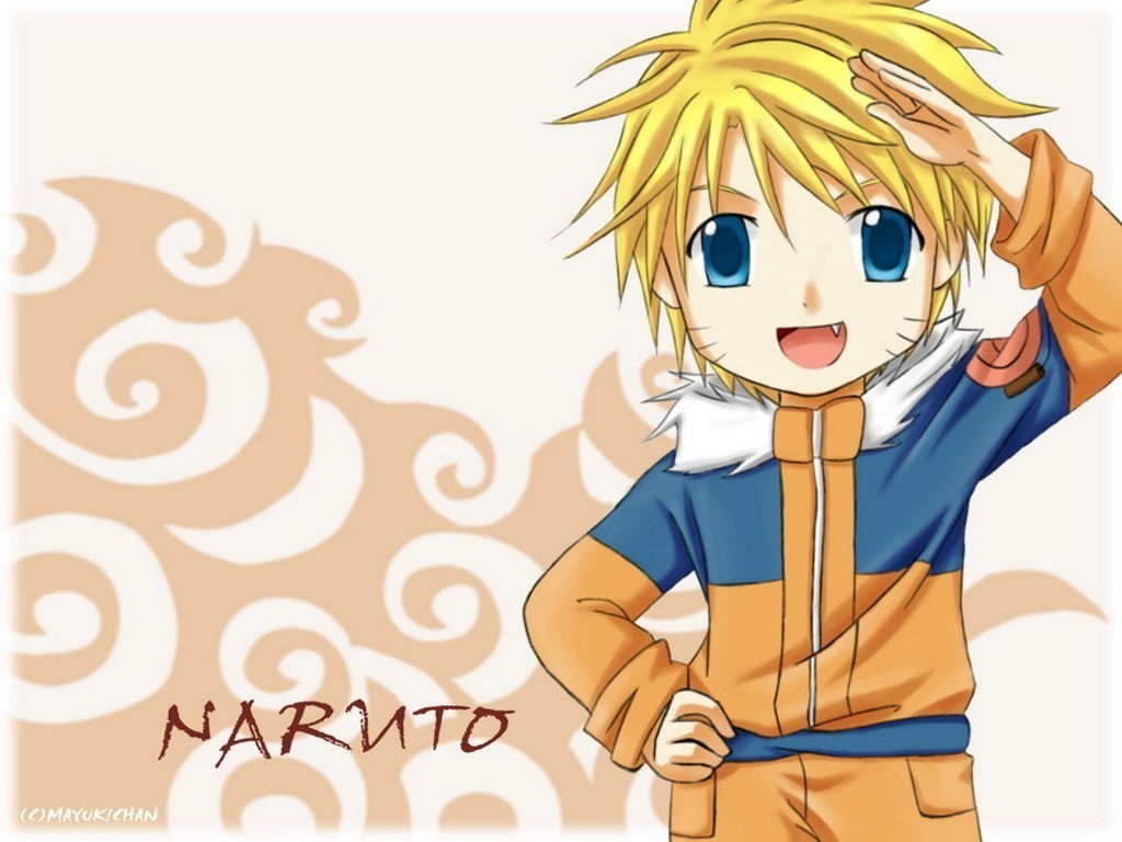 Chibi Naruto wallpaper by Mr-Mangashotz ...