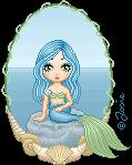 Sanjula -- pixel version -- by josephine76