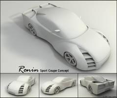 Ronin Clay by AerosolFun