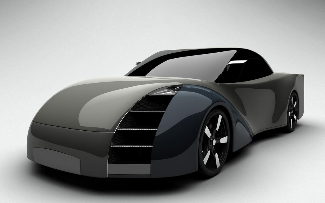 Ronin Concept 1 by AerosolFun