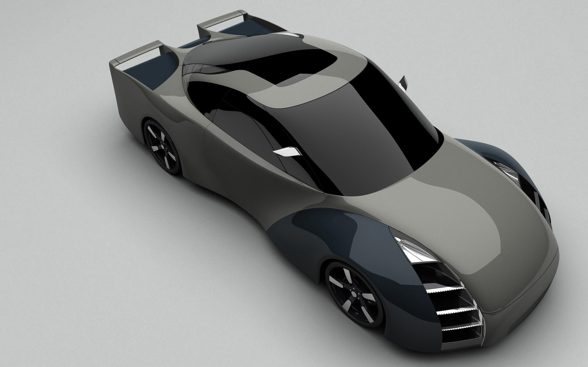 Ronin Concept 3 by AerosolFun