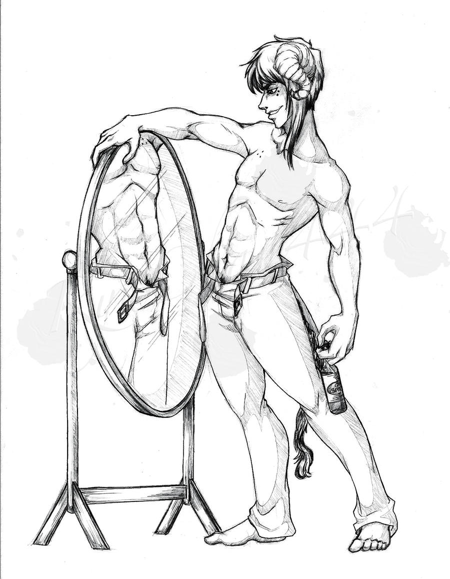 Uncategorized How To Draw A Satyr commission 19 satyr by ryuchan444 on deviantart ryuchan444