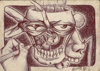 Dolor de muelas.............. by elhesto