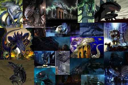 Godzilla 1998  Wallpaper by Godzillaworld1516