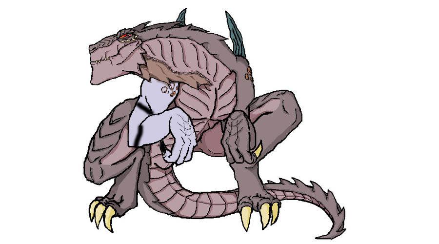 Vanny by Godzillaworld1516