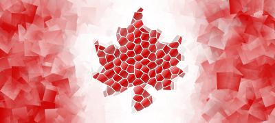 My Canadian Flag by LunaMoon9