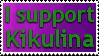 Kikulina Stamp by Davvrix