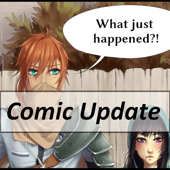 Comic Update Pgs. 19-20 by SurrenderComics